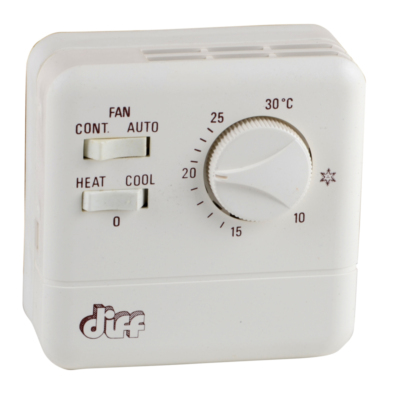 Thermostat d'ambiance simple - Type TR 11