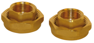 Raccord union Set Brass 3/4' Laiton - GRUNDFOS