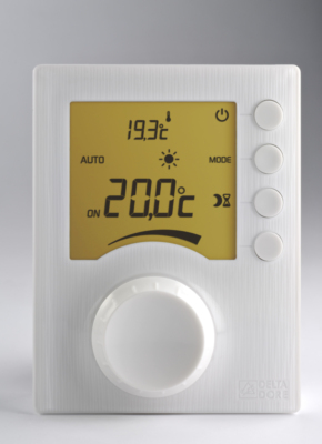 Thermostat d'ambiance avec molette Tybox 33