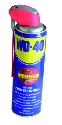 Dégrippant multi usage WD 40