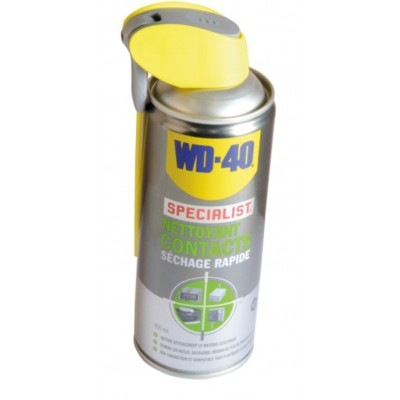 Nettoyant contacts WD 40