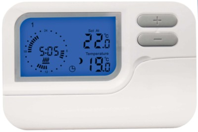 Thermostat programmable hebdomadaire