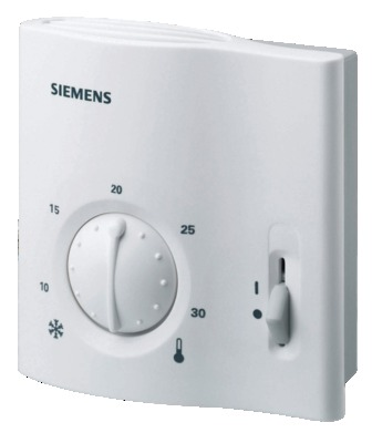 Thermostat d'ambiance analogique RAA20